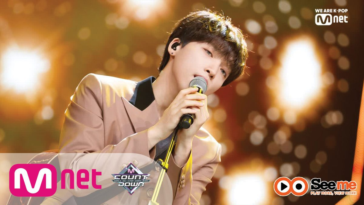 [JEONG SEWOON - Feeling] KPOP TV Show | M COUNTDOWN 190328 EP.612