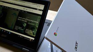 หลุดภาพแท็บเล็ต Chrome OS รุ่นแรกจาก Acer ขนาด 8-10 นิ้ว