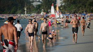6 เดือน ไทยกวาดรายได้จากการท่องเที่ยวกว่า 1.33 ล้านล้านบาท
