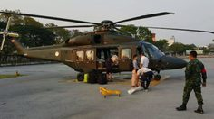 ทบ.ชี้ไม่ควรเทียบราคา ฮ. AW 139 ที่ใช้ในราชการทหารกับ ฮ. พลเรือ