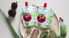 สูตรลับหน้าใสไร้สิว เสกได้ด้วย Smooto Tomato Aloe Snail ใหม่!!