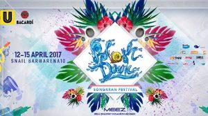 แจกบัตรฟรี SPLASH DOWN Songkran Festival จำนวน 10 ใบ