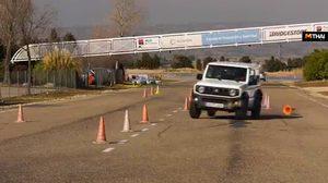 ชมคลิป Suzuki Jimny 2019 กับการทดสอบ Moose Test จะผ่านหรือไม่?