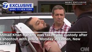 จับได้แล้ว!ผู้ต้องสงสัยบึ้มนิวยอร์กหลังยิงต่อสู้กับตำรวจบาดเจ็บ