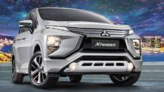 Mitsubishi Xpander exports เริ่มเปิดตัวในฟิลิปปินส์