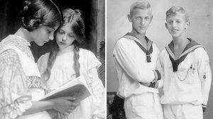 46 ภาพประวัติศาสตร์ หน้าตาวัยรุ่นจากทั่วโลก เมื่อ 100 ปีก่อน
