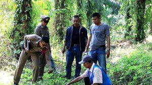 หนุ่มมอญโหดหื่น! ลากยายวัย 72 ปี ฆ่าข่มขืนกลางสวนปาล์ม