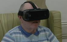 แว่นตา VR ช่วยเปิดประสบการณ์ผู้สูงอายุ