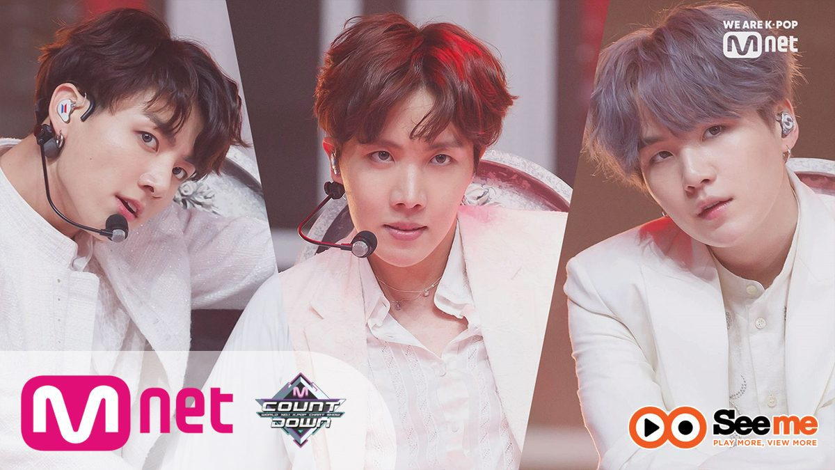 [BTS - Dionysus] Comeback Special Stage | M COUNTDOWN 190418 EP.615
