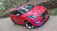 อย่างเท่! เมื่อ Maruti Swift มากับมาดใหม่รูปโฉม Nissan GT-R