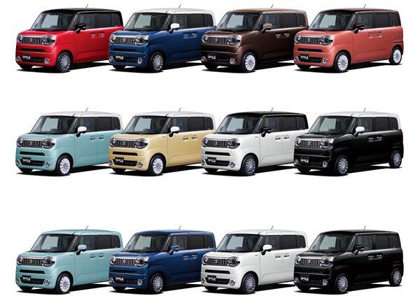 Suzuki Wagon R Smile