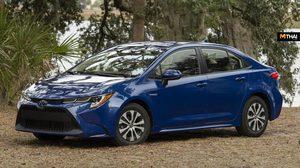 Toyota Corolla 2019 ใหม่ วางขายที่อเมริกา ด้วยราคาเริ่มต้นที่ 6.13 แสนบาท