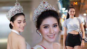 นางงามหน้าหวาน สายเอี๊ยม กีรติกา Miss International Thailand 2018