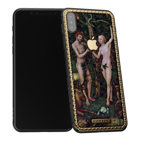 iPhone X Adam And Eve Edition