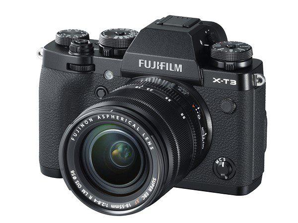 Fujiflim X-T3