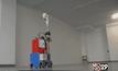 หุ่นยนต์ตรวจสอบอาคาร