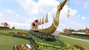 ชวนเที่ยว นิทรรศการองค์ความรู้เกี่ยวกับการเสด็จพระราชดำเนินเลียบพระนคร เข้าชมฟรี! ที่ท้องสนามหลวง