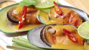 สูตร หอยแมลงภู่ย่างซอสทะเลเดือด เมนูพรีเมี่ยมที่ทำเองได้