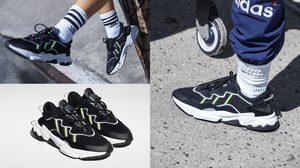 adidas Originals คืนชีพ OZWEEGO สนีกเกอร์ระดับตำนานจากปี 1998