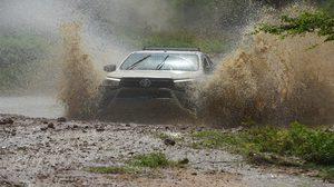 Toyota Hilux Revo10 เซียนประจัญบาน สุดยอดเซียน ออฟโรด กับการแข่งขันสุดทรหด