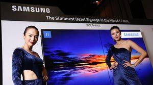 Samsung เดินหน้ารุกตลาด จอดิจิทัลไซน์เนจ เติมเต็มไลน์อัพกว่า 90 รุ่น