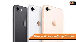 นักวิเคราะห์เผย iPhone SE 2 จะเปิดตัวในไตรมาสแรก ปี 2020