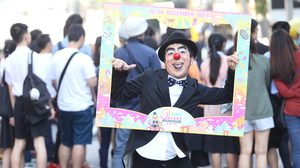 "Siam Street World Competition 2017 ""Boxing Day"" ณ สยามสแควร์"