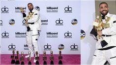 หอบไม่หวาดไม่ไหว! Drake คว้า 13 รางวัล 2017 Billboard Music Awards