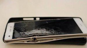 หนุ่มนักธุรกิจรอดตายปาฎิหาริย์ เมื่อ Huawei P8 Lite ช่วยชีวิตเค้าไว้