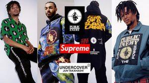 Supreme x UNDERCOVER x Public Enemy คอลเลคชั่นที่หลายคนต่างรอคอย