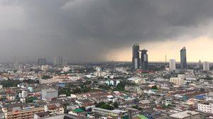 ทั่วไทยฝนฟ้าคะนองหนักบางแห่ง ใต้ฝนลด กทม. 60% ของพื้นที่