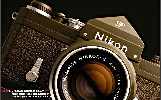 Nikon F_olive_D