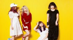 SCANDAL สี่สาวนักดนตรี J-POP รีเทิร์นจัดคอนเสิร์ตที่ไทยแลนด์