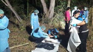 มอบตัวแล้ว คนร้ายฆ่าหั่นศพชายชาวเกาหลีใต้ นำชิ้นส่วนทิ้งป่าที่ระยอง
