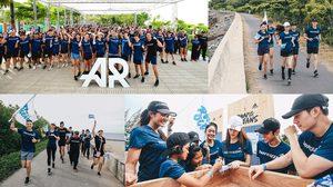 อาดิดาส ประเทศไทย จัดกิจกรรม Run For The Oceans วิ่งเพื่อมหาสมุทร ให้ความรู้การปกป้องท้องทะเลแก่เยาวชน