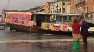เวนิส น้ำท่วมหนักสุดในรอบ 50 ปี