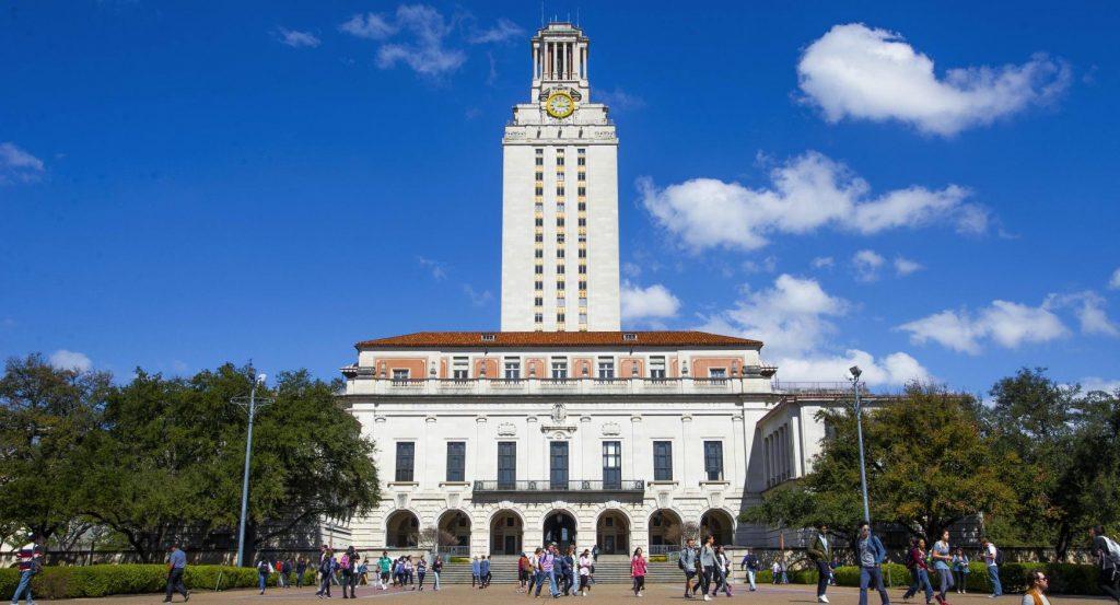 มหาวิทยาลัยเทกซัส ออสติน (The University of Texas at Austin)