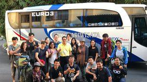 ความคืบหน้าคนไทยติดค้างบนภูเขาไฟรินจานี ล่าสุดทยอยส่งกลับประเทศไทยแล้ว