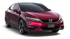 Honda เตรียมเผยโฉม Honda Clarity Fuel Cell ที่งาน Auto Expo 2018