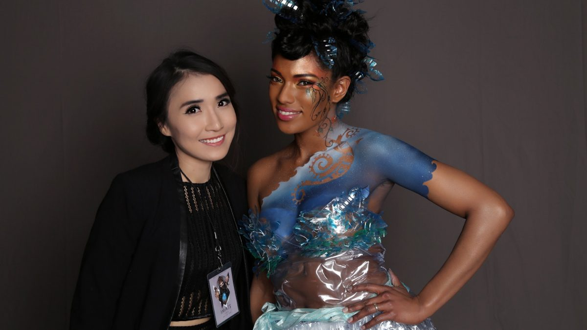 สาวไทยคนแรก คิตตี้ พรสิริ คว้ารางวัลที่ 2 ประกวดแต่งหน้าระดับโลก ที่อังกฤษ
