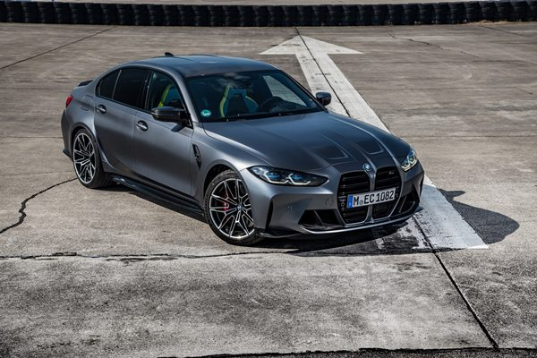 BMW M3 Competition xDrive