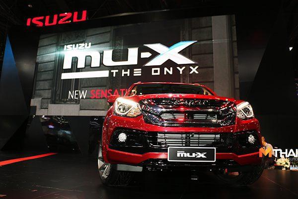 Mu-X ONYX