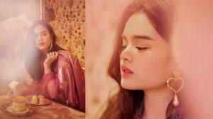 แอลลี่ นิติพน - ยิ่งโตยิ่งน่ารัก แอลลี่ อชิรญา ลูกสาวสุดเลิฟของคุณพ่ออ่ำ อัมรินทร์