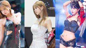 Heo Yun Mi พริตตี้สาวสวยที่มาแรงสุดๆ ส่งตรงจากเกาหลี