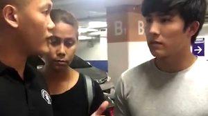 กองปราบบุกรวบดาราหนุ่ม บูม จิรัชพิสิษฐ์ คาห้างดัง หลังถูกหมายจับคดีฟอกเงิน