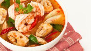 วิธีทำ ต้มยำกุ้งน้ำข้น อาหารไทยยอดฮิต