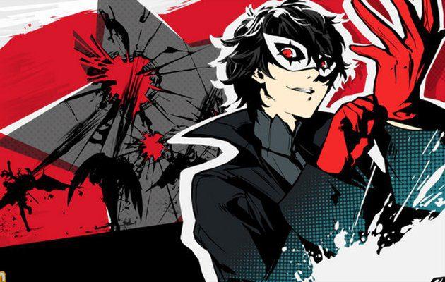 Persona 5 Gameplay Trailer