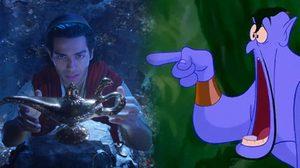 จีนีไปไหน มีมาให้ดูแค่นี้เนี่ยนะ!! แฟน ๆ บางส่วนผิดหวังกับทีเซอร์แรกหนัง Aladdin
