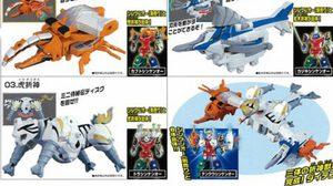 รีวิว ชินเคนเจอร์ โรโบ 2 ไดโชจิน จาก Big One Toys