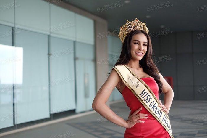 โกโก้ อารยะ มิสแกรนด์ไทยแลนด์ 2019